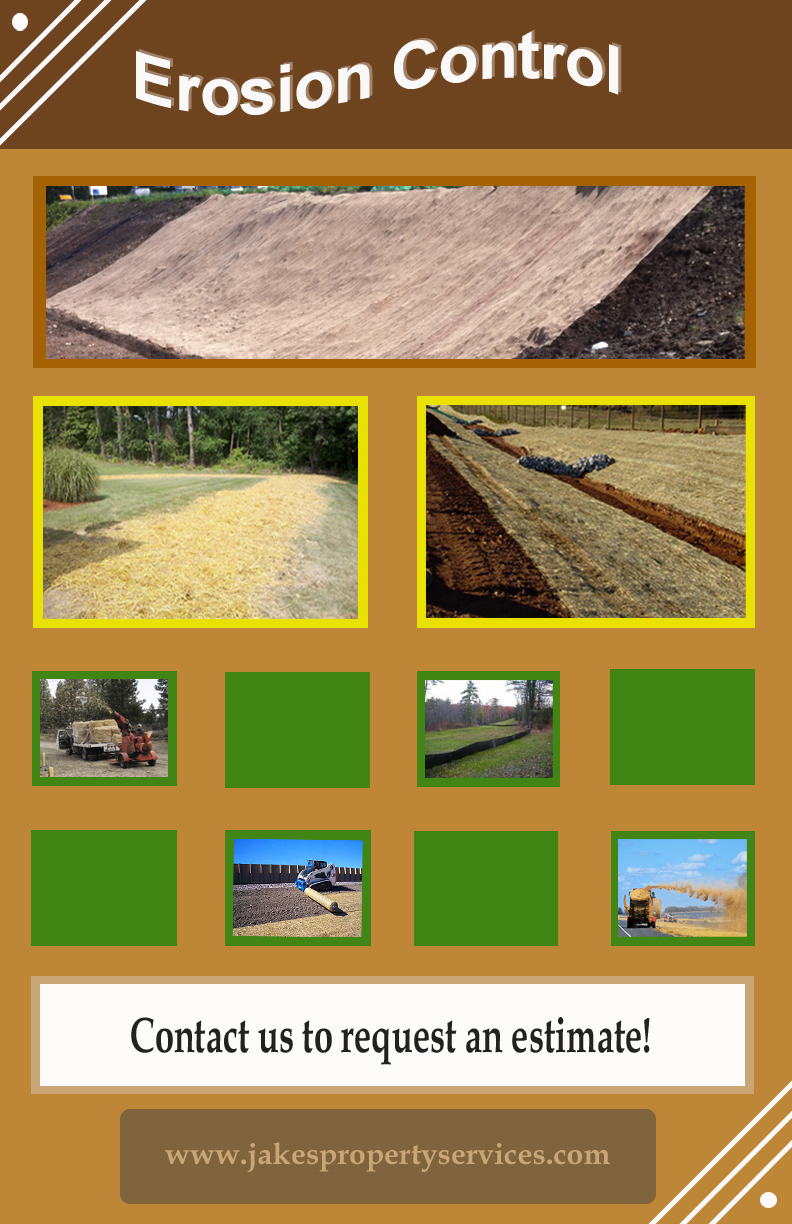 Erosion Control Services Ohio Property Maintenance